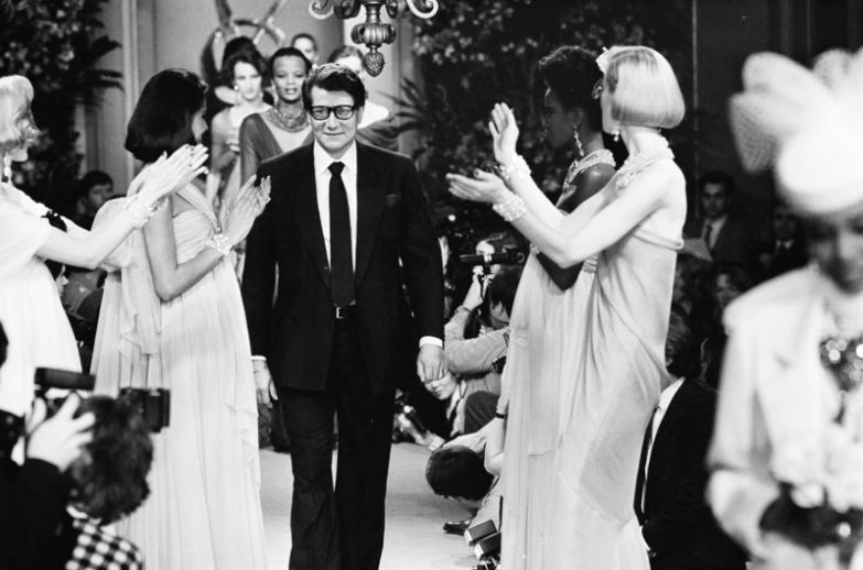 Ив Сен-Лоран: Сумасшедшая любовь
