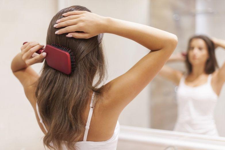 прически на длинные гладкие волосы