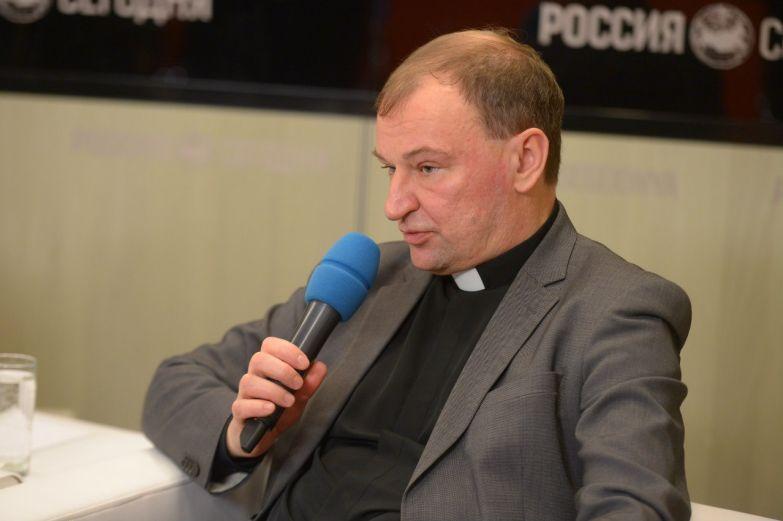 Игорь Ковалевский, Генсек Конференции католических епископов России
