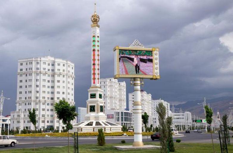 Фоторепортаж из страны, в которую никого не пускают туркменистан, фотография, репортаж, длиннопост