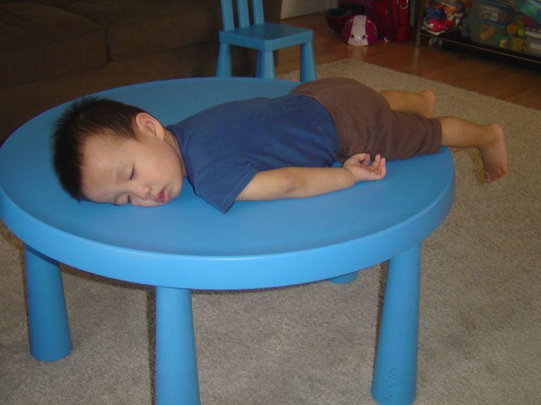 6. К обеду готов… почти. дети, дети спят