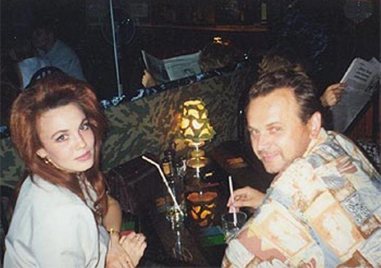 Татьяна Снежина и Сергей Бугаев   Фото: snezhina.ru