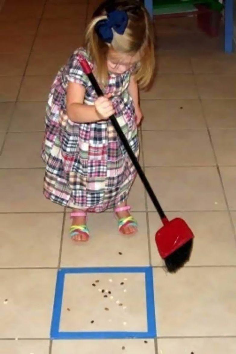 Превратите работу в игру - и ваш ребенок тут же полюбит уборку! воспитание, дети, советы, хитрости