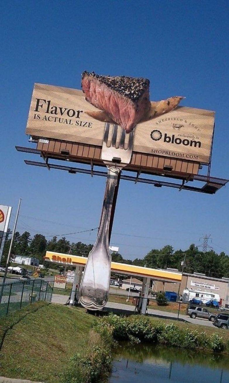 Бесподобные шедевры рекламы