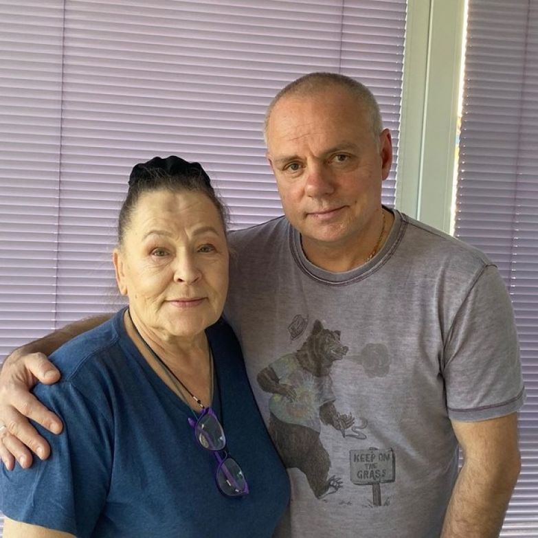 Александр Мохов пообщался с Раисой Рязановой