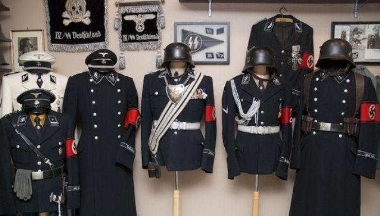 Нацистская форма, пошивом которой занималась компания *Hugo Boss* | Фото: frontovik.org