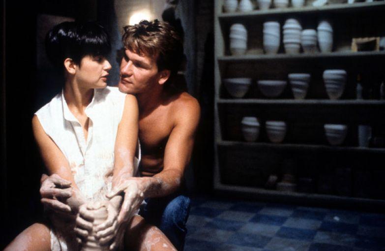 Романтичная история «Привидение» закрепила успех актера в Голливуде