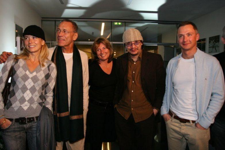 У Кончаловского большая творческая семья