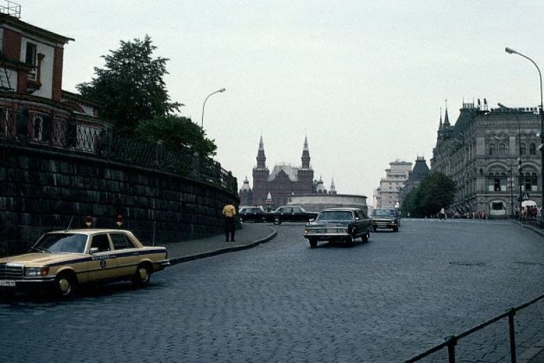 1983 год, Москва, Васильевский спуск ностальгия, ссср, фото, фотографии