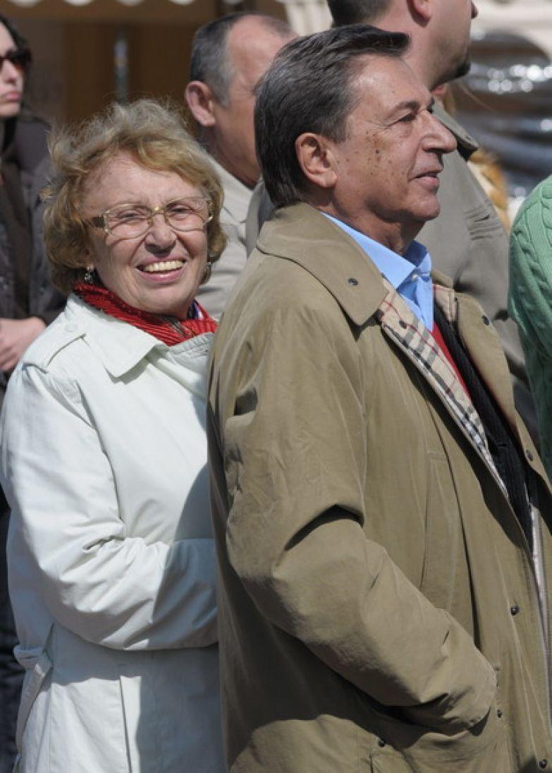 Со Светланой Путиевской Игорь Кваша прожил 55 лет