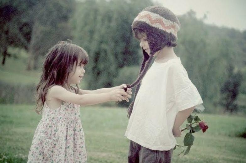 Девочек обижать