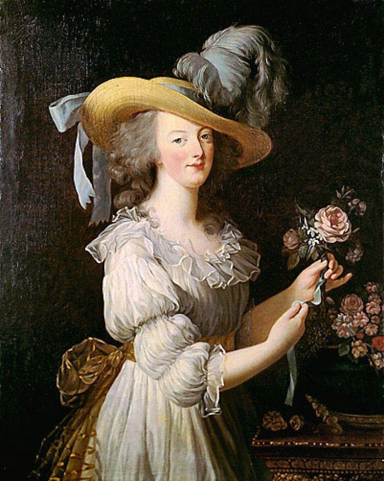 Портрет работы Мари Элизабет Луизы Виже-Лебрен