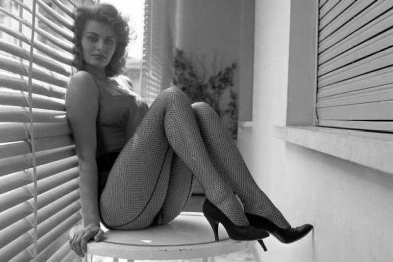 Софи Лорен, Рим, 1955 год история, события, фото