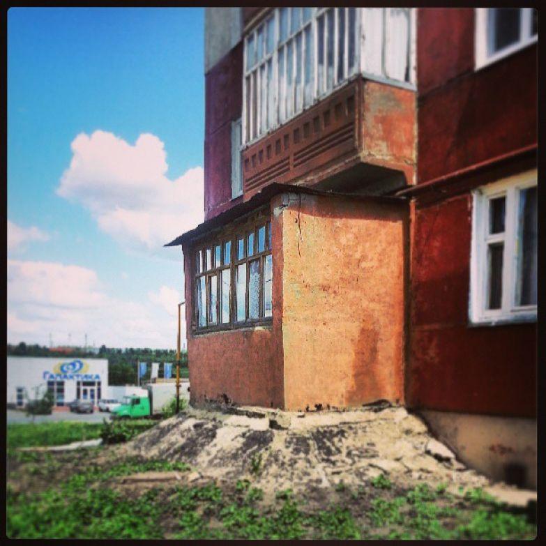 Пенза: нет балкона, но очень хочется прикол, своими руками, сделай сам, юмор