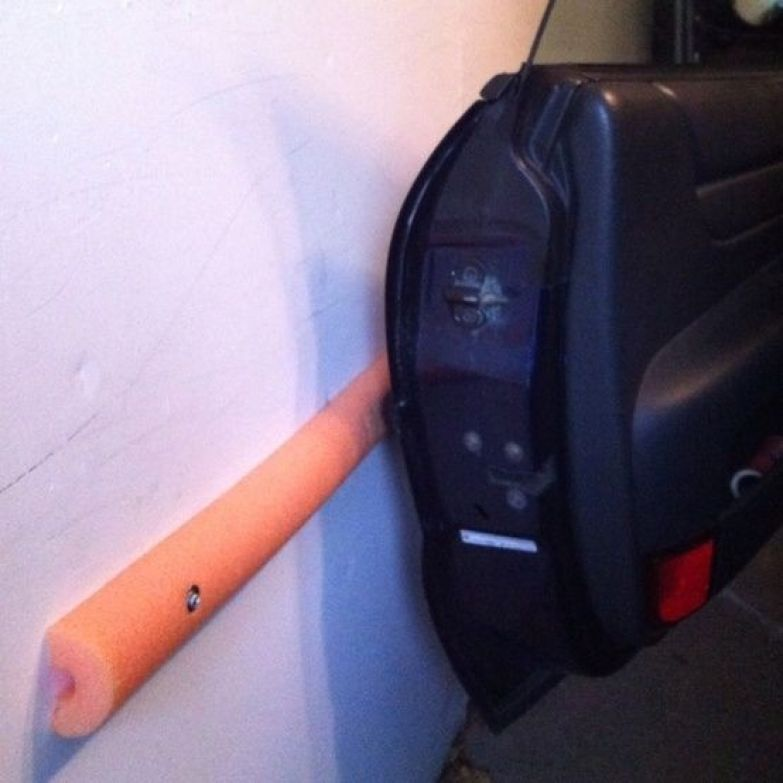 Предохранитель для двери машины дизайн, полезное, совет