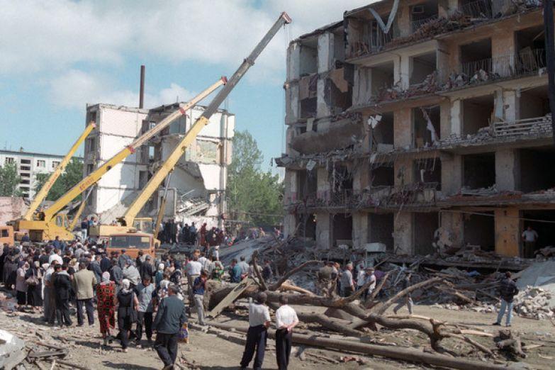 Взрыв прогремел 4 сентября в Буйнакске