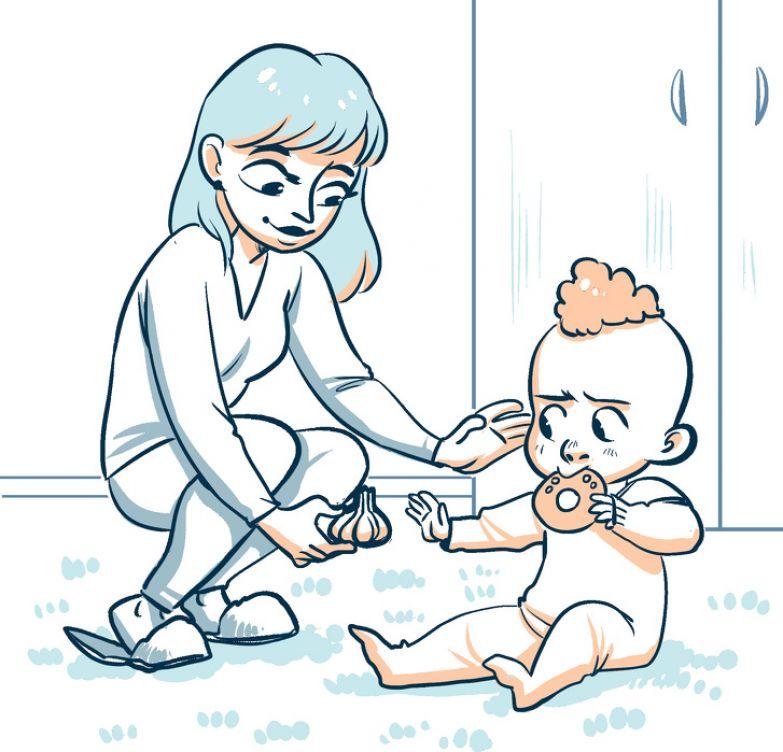 14 бабушкиных советов, которые вводят в ступор молодых мам