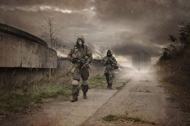 Старайтесь как можно скорее покинуть город выживание, на случай войны, советы
