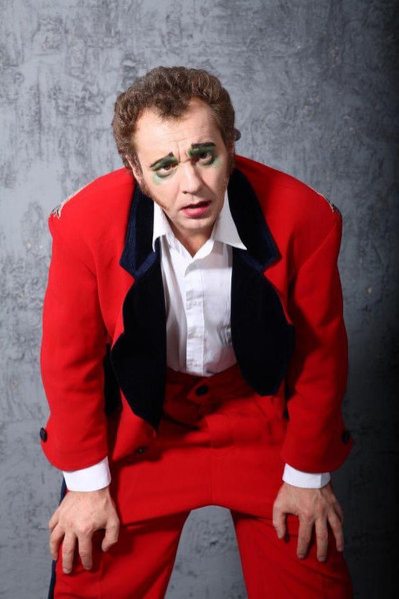 Георгий Делиев был и исполнителем главных ролей, и сценаристом шоу