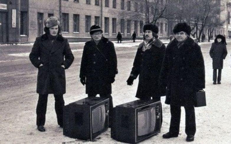 Новокузнецк, 1983 год ностальгия, ссср, фото, фотографии