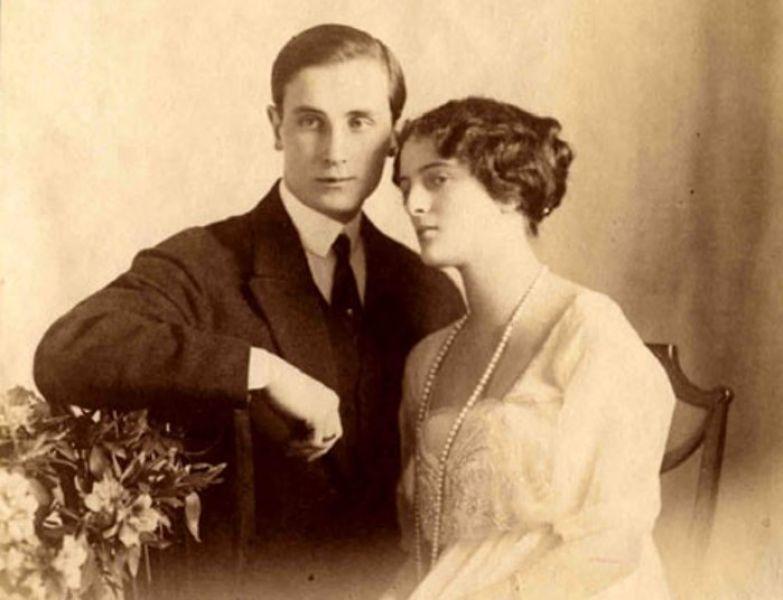 Супруги Юсуповы | Фото: liveinternet.ru