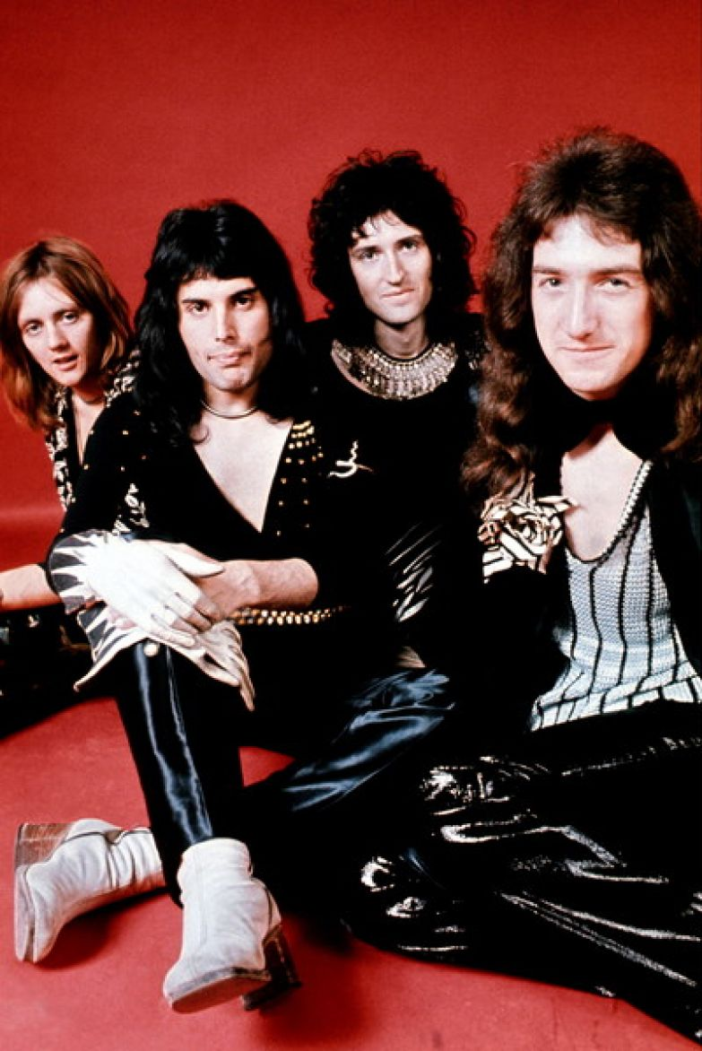 Фредди Меркьюри предложил группе сменить название на Queen