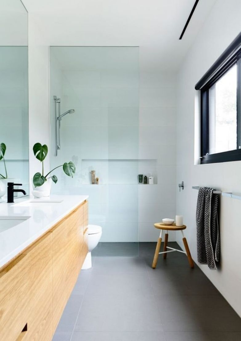 Фотография: Ванная в стиле Минимализм, Кухня и столовая, Советы – фото на InMyRoom.ru