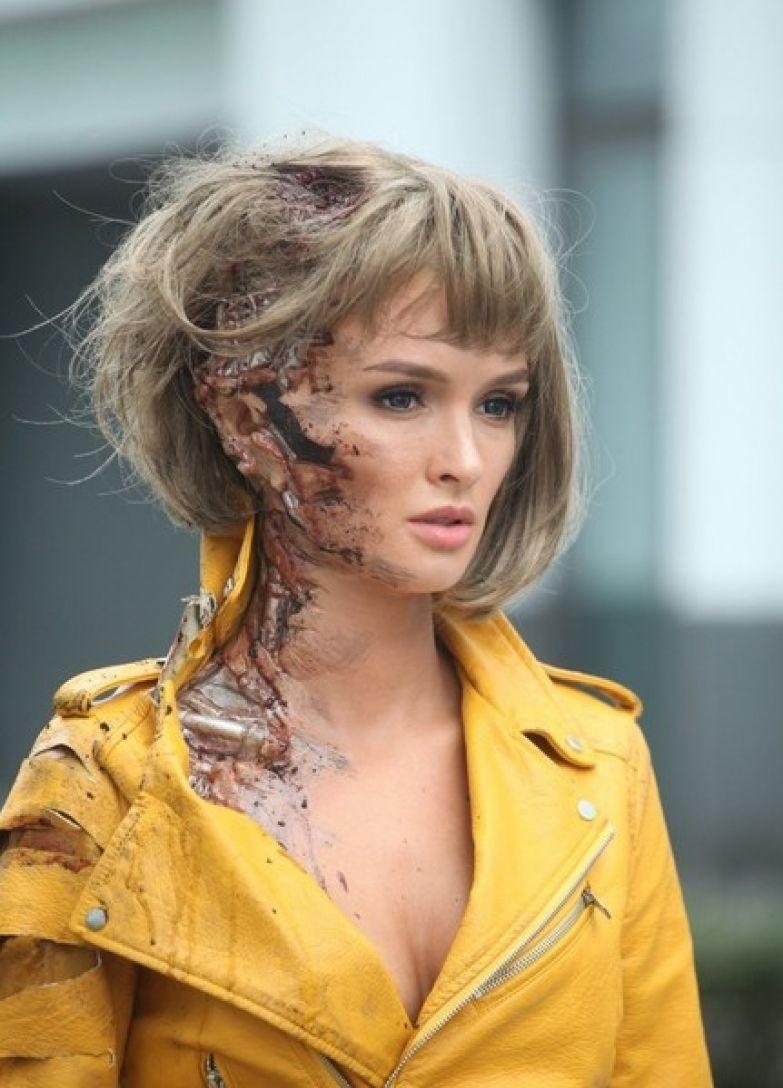 Паулина Андреева сыграла в сериале андроида