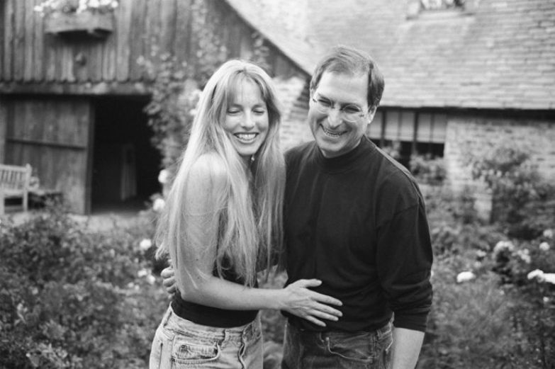 steve-jobs-and-laurene-powell