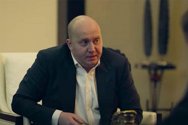 """Сергей Бурунов в третьем сезоне """"Содержанок"""""""