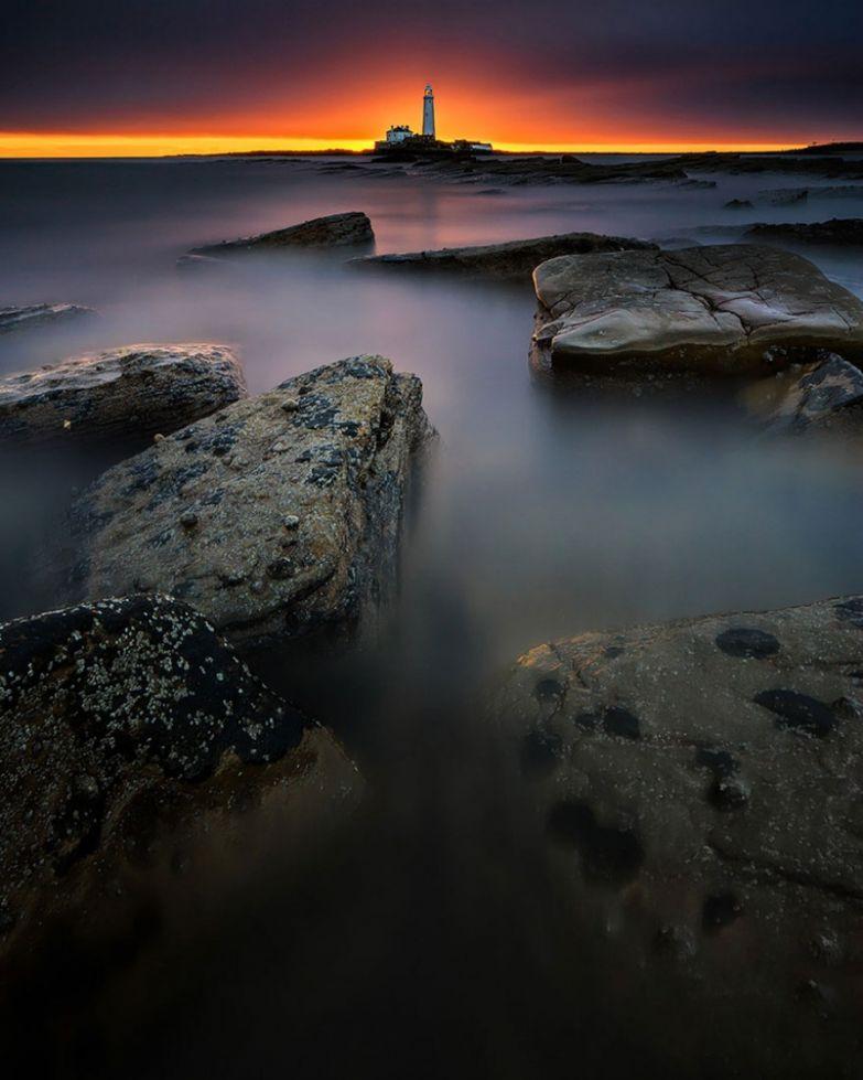 Остров Бейт, Великобритания