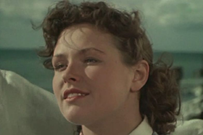 Наталья Фатеева дебютировала в кино в 1956-м