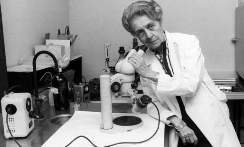 Выдающийся ученый-нейробиолог Рита Леви-Монтальчини | Фото: omicrono.elespanol.com