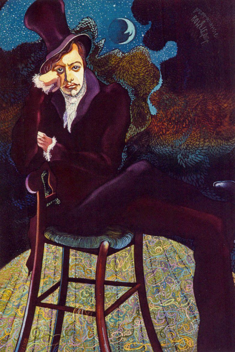 Воспоминание о концерте Андрея Миронова, 1978 год.