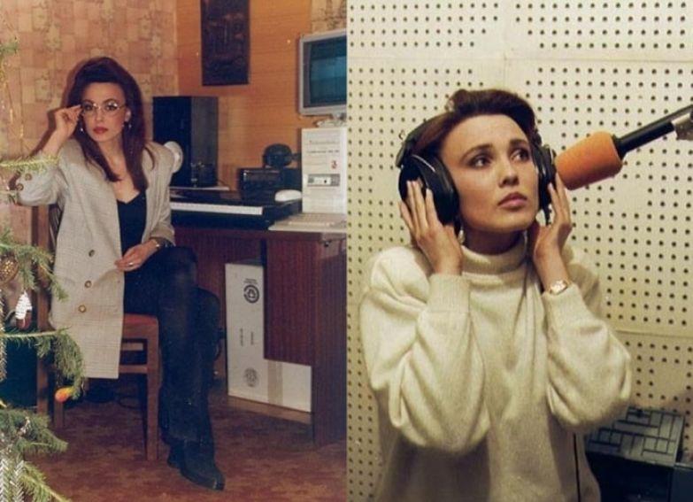 Автор песен и певица, жизнь которой оборвалась в 23 года   Фото: snezhina.ru и liveinternet.ru