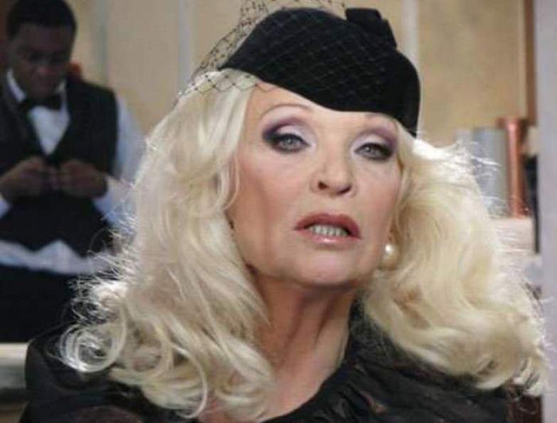 Светлана Светличная в сериале *Гаражи*, 2010 | Фото: kino-teatr.ru