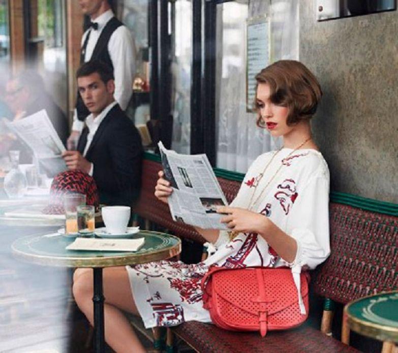французский стиль одежды для женщин