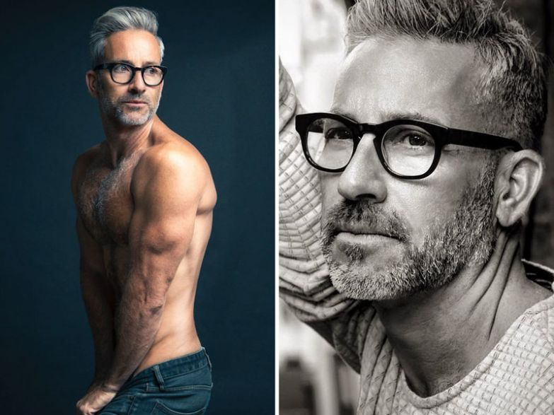 Гарретт Свонн, 47 возраст, достойно, мужчины, форма