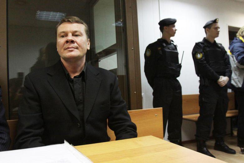 Галкина арестовали по обвинению в хулиганстве и сопротивлении сотрудникам милиции