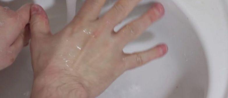 как использовать пену для бритья