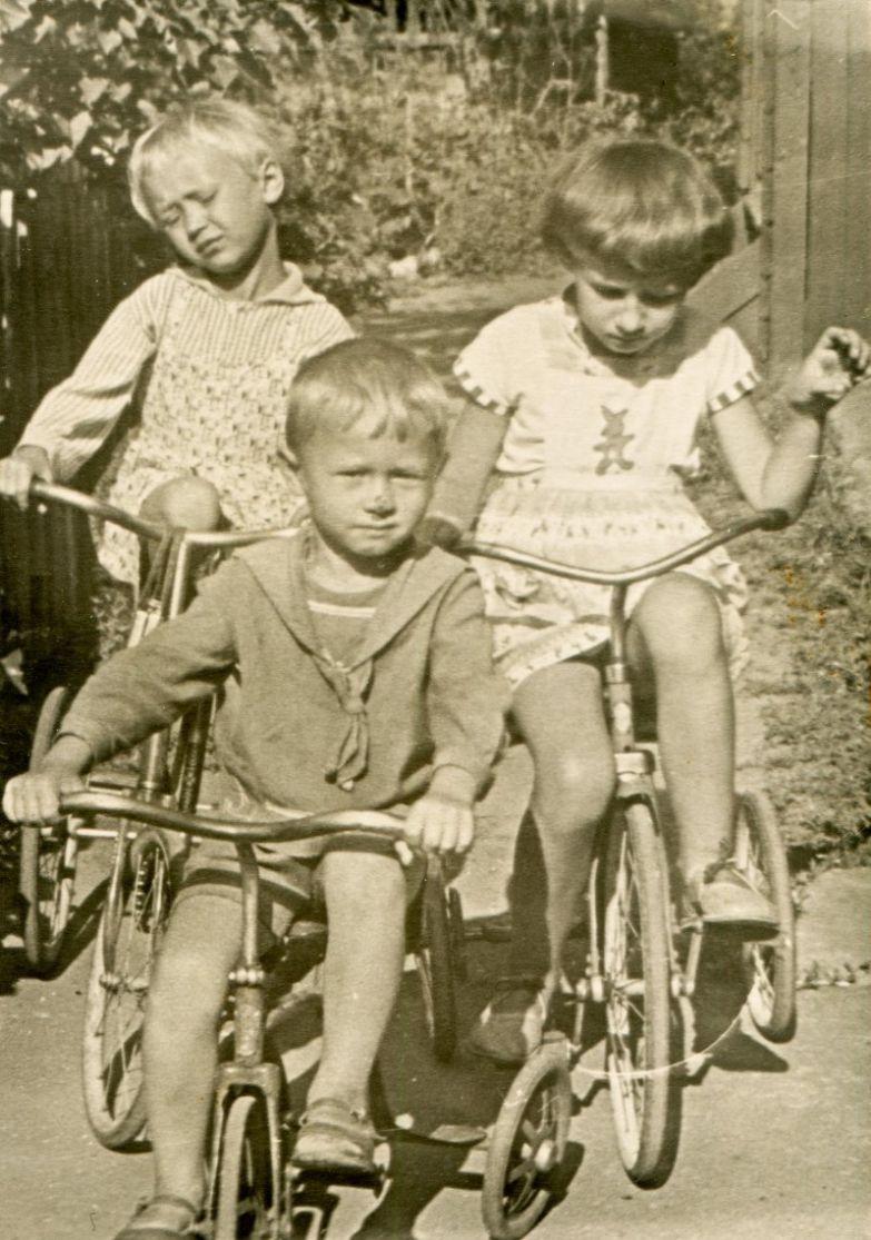 школьники советского времени