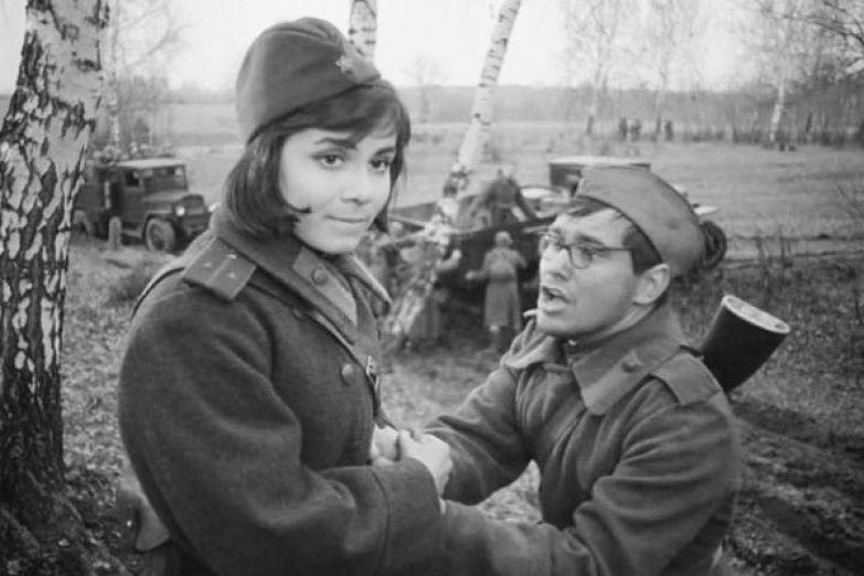 В картине Тарковского «Иваново детство» Андрей Кончаловский сыграл солдата