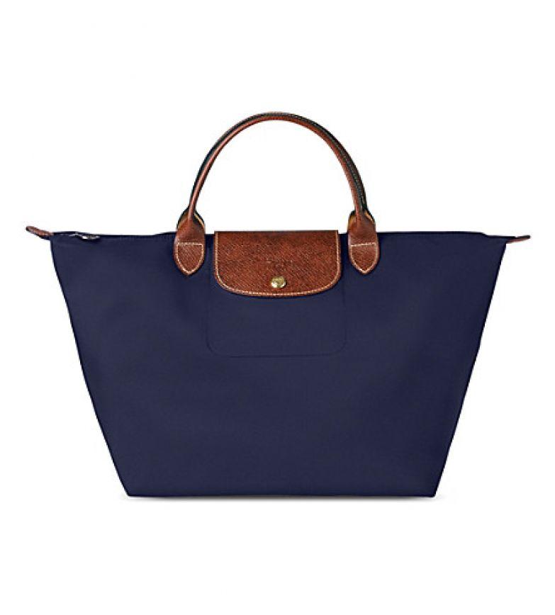 Классическая нейлоновая сумка Le Pliage от Longchamp