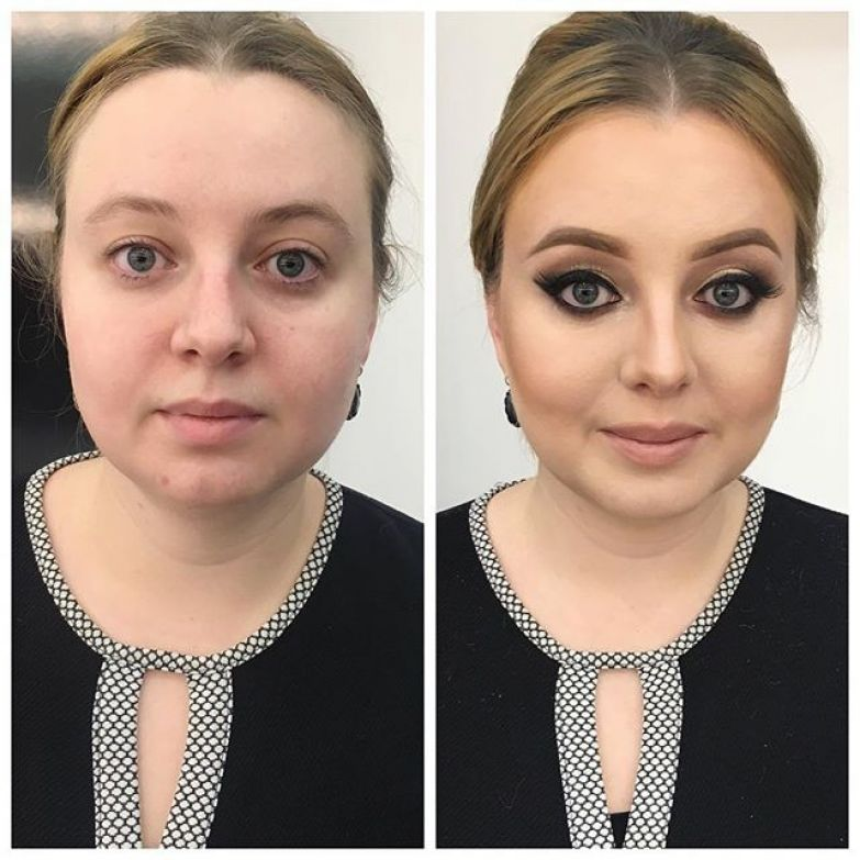 10. красота, макияж