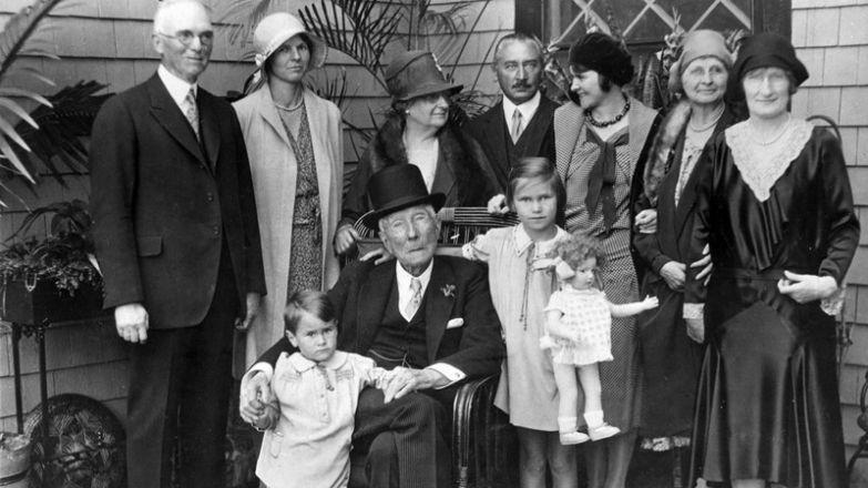 Семья Рокфеллеров Кланы, богатые семьи, мировое правительство, хозяева денег