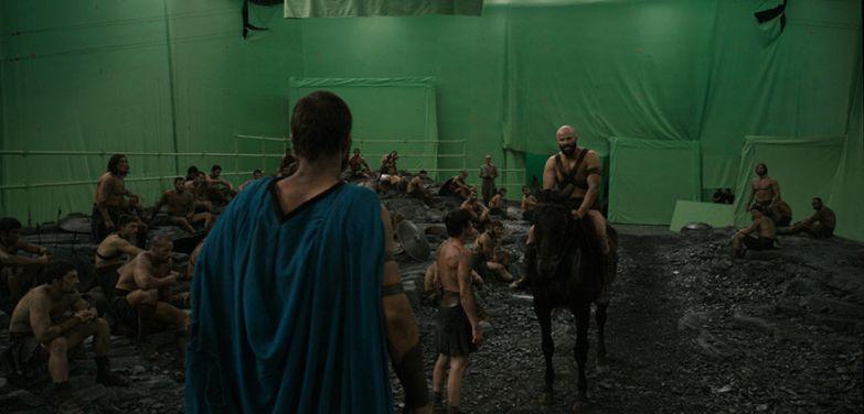 33. 300 спартанцев голливуд, кино, спецэффекты, фильмы