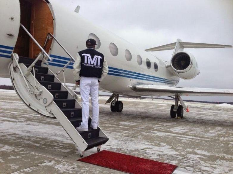 1. 35 млн долларов за самолет G5 миллионер, покупки, роскошь, спортсмен
