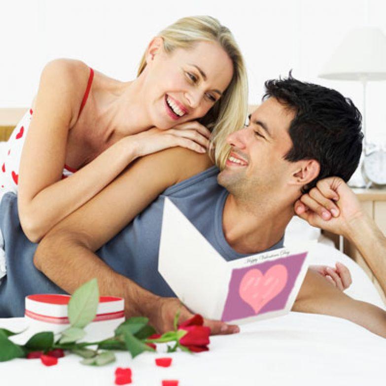 Непослушная валентина в постели
