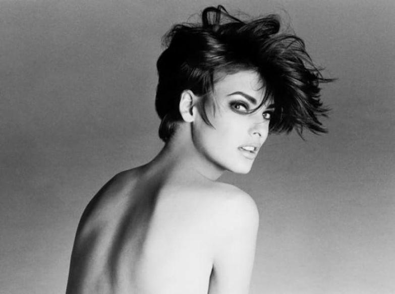 Одна из самых успешных и высокооплачиваемых моделей 1990-х гг. Линда Евангелиста | Фото: marieclaire.ru