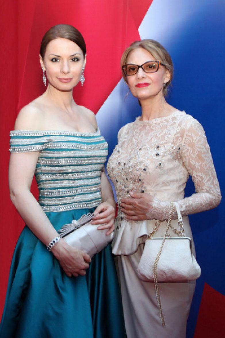 Дочь Светланы Тома тоже стала актрисой